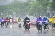 Tin mới: Mưa dông khu vực nội thành Hà Nội, có khả năng xuất hiện lốc, sét và gió giật mạnh