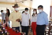 Thứ trưởng Bộ NNPTNT kiểm tra việc triển khai Chương trình OCOP tại Sơn La