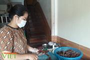 Lạp sườn gác bếp Sơn La: Ăn một lần nhớ mãi