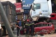 Danh tính các nạn nhân vụ tai nạn giao thông kinh hoàng trên QL5 Hà Nội