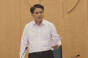 Chủ tịch Hà Nội Nguyễn Đức Chung đề nghị không tổ chức cách ly cả phường, quận