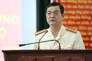 Giám đốc Công an TP.HCM Lê Hồng Nam được thăng hàm Thiếu tướng