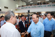 Tổ chức đối thoại với Thủ tướng để gỡ khó cho nông dân