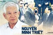 """Nguyên Chủ tịch Nước Nguyễn Minh Triết: """"Con người không phải sinh ra để mãi hận thù..."""""""