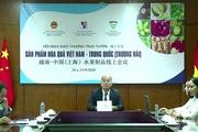 Trái cây Việt chinh phục thị trường Thượng Hải