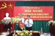 Sơn La: Trao quyết định nghỉ hưu cho Chủ tịch HND tỉnh