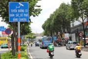 Hơn 1.500 ôtô bị phạt 'nguội' ở Sài Gòn