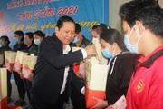 Mang Tết đến với hàng trăm công nhân gặp cảnh ngặt nghèo, khốn khó ở Bình Định