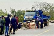 Quảng Bình: Hai cha con bị xe tải cuốn tử vong có gia cảnh rất khó khăn