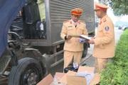 Thanh Hóa: Phát hiện, bắt giữ 1 xe tải chở 16 nghìn bao thuốc lá lậu