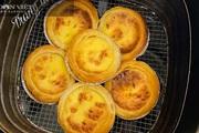 Gợi ý 4 món bánh ngon được chế biến bằng nồi chiên không dầu