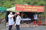 Điện Biên: Lập các chốt kiểm dịch Covid-19 trên hai tuyến quốc lộ