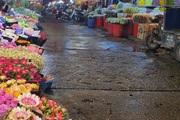 """Covid-19 khiến chợ hoa lớn nhất Hà Nội vắng như """"chùa bà Đanh"""""""
