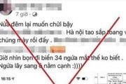 """Chửi người dân Hải Dương, người phụ nữ ở Hà Nội nhận """"cái kết đắng"""""""