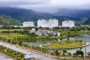 Thành phố Lai Châu trên đà phát triển