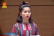 """Đại biểu Quốc hội Ksor H'Bơ Khăp: """"Tôi không ứng cử vì muốn cống hiến cho ngành Công an"""""""