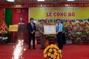 Hoà Bình: Công bố xã đạt chuẩn nông thôn mới ở huyện Lạc Sơn