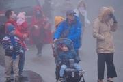 Dự báo thời tiết: Cuối tuần, miền Bắc sẽ đón đợt không khí lạnh, Hà Nội xuống 17 độ C