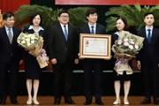 Video: Kỷ niệm 25 năm thành lập, Quỹ Hỗ trợ nông dân nhận tặng thưởng cao quý