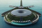 Đến Qatar khách du lịch bị ấn tượng bởi khách sạn độc nhất vô nhị này