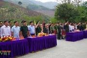 Lai Châu: Khánh thành giai đoạn 1 Nhà bia ghi tên các anh hùng liệt sĩ