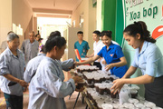 Bệnh viện Y Dược cổ truyền tỉnh Sơn La làm tốt công tác xã hội