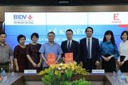 BIDV Cầu Giấy hợp tác toàn diện với Bệnh viện E Trung ương