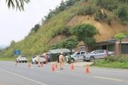 Hoà Bình: Dừng hoạt động chốt kiểm soát dịch Covid-19 cấp tỉnh, huyện