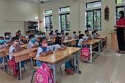 Hà Tĩnh: Hàng nghìn học sinh trở lại trường sau mưa lớn
