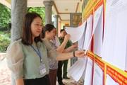 Mai Châu - Hòa Bình: Chưa có khiếu nại, tố cáo liên quan đến công tác bầu cử