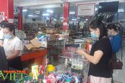 Lai Châu đẩy mạnh công tác phòng chống dịch Covid-19 tại các chợ