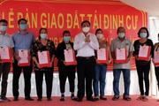 Khu tái định cư sân bay Long Thành: Những sổ hồng đầu tiên được trao tận tay người dân