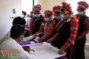 Lai Châu: Cuộc bầu cử diễn ra an toàn, tỷ lệ cử tri đi bỏ phiếu đạt cao
