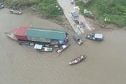 Hưng Yên: Ngư dân làng chài rộn ràng bước vào mùa cá Mòi trên sông Hồng