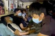 Cách ly tập trung người trốn khai báo y tế trên xe cấp cứu từ Bắc Ninh về Sơn La