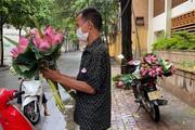 Hải Dương: Chính quyền thừa nhận phạt nhầm, người nông dân bán hoa sen nhận lại 2 triệu đồng