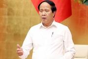 Phó Thủ tướng Lê Văn Thành tiếp tục được giao thêm trọng trách thay ông Trịnh Đình Dũng