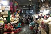 TT-Huế: Hàng trăm quầy hàng tại chợ Đông Ba đóng cửa vì vắng khách chưa từng thấy