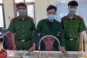 Sơn La: Bắt trùm ma tuý thu giữ 20 bánh heroin