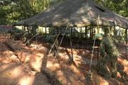 Dịch Covid-19: Bộ đội vào rừng ở, nhường doanh trại cho người cách ly tại Bắc Giang