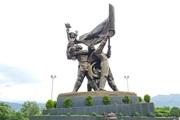 Tượng đài chiến thắng Điện Biên Phủ - Di tích hào hùng nơi cực Tây Tổ quốc