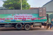 Hội Nông dân tỉnh Sơn La hỗ trợ tiêu thụ nông sản cho nông dân