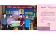 Hội Nông dân tỉnh Bắc Giang gửi lời cảm ơn Báo NTNN/Dân Việt hỗ trợ người dân vùng dịch