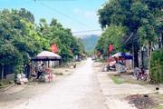 Xây dựng nông thôn mới xã Nậm Hàng