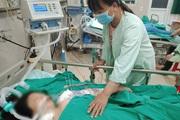 Ninh Bình: Gia cảnh khốn khó ở gia đình chồng bị tâm thần chém vợ trọng thương