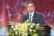 Thủ tướng Phạm Minh Chính nghẹn ngào khi nói về Quỹ vaccine phòng, chống Covid-19