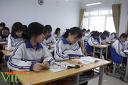 Lai Châu: Hơn 1900 thí sinh đăng ký dự thi vào lớp 10