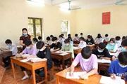 Ninh Bình: Đảm bảo công tác phòng, chống dịch Covid-19 cho hơn 11.240 thí sinh thi vào lớp 10