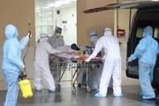 TP.HCM: Bệnh nhân công an mắc Covid-19 nặng đã chuyển viện an toàn, đang chạy ECMO, lọc máu