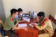 Hà Tĩnh: Cố tình vượt chốt vào vùng dịch, nam thanh niên bị bắt giữ